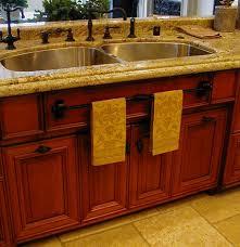 tea towel rack kitchen