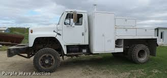 1980 international 1854 service truck item db1308 sold