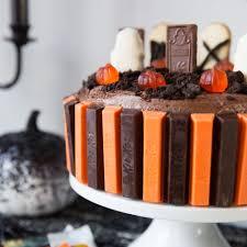 Halloween Cake Graveyard by Halloween Graveyard Cake I Heart Nap Time