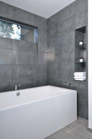 Gray Tile Bathroom Ideas by Tile Gray 12x24 126 319 12x24 Shower Tile Home Design Photos