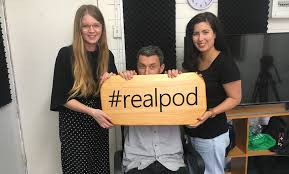 the real pod the spinoff