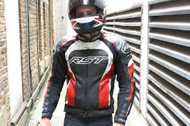 motogp jacket rst tractech evo 2 jacket review visordown