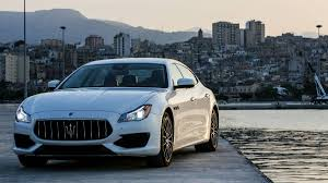blue maserati quattroporte 2017 maserati quattroporte gts review and test drive with