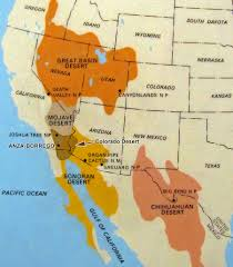 Colorado On A Map by Welcome Anza Borrego Travel Guide