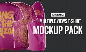 front side and back mockup template go media u0027s arsenal