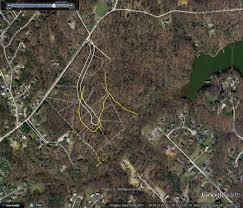 Space Junk Map Luce Creek Interfaith Environmental Trail