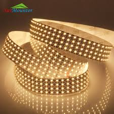 custom length bright led lights led light with 280led m