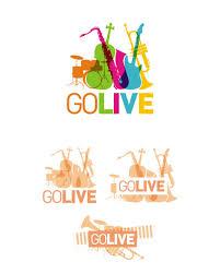 go design go live music instruments live concerts party concept event