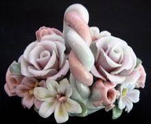 capodimonte basket of roses 239 best capodimonte images on figurines ceramic