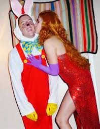 Roger Rabbit Halloween Costume Stand Framed Roger Rabbit Jessica Rabbit Lossien