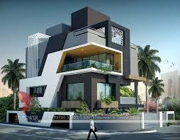 bungalow designs 3d designing architectural bungalow architecture