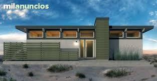 mil anuncios com estructura metalica casas prefabricadas