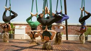 here u0027s what happens to your body during an aerial yoga class health