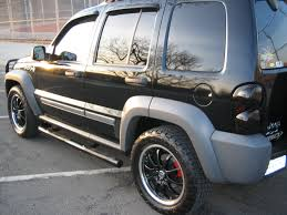 black jeep liberty bighec45 2005 jeep liberty specs photos modification info at