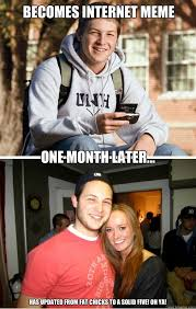 becomes internet meme one month later has updated from fat chicks