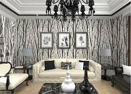 download tree wallpaper living room gallery