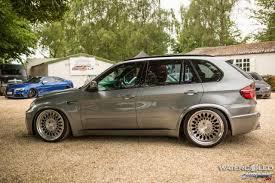 Bmw X5 E70 - stanced bmw x5 e70 rear