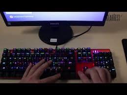 Keyboard Mechanical motospeed inflictor ck104 nkro gaming mechanical keyboard 53 70