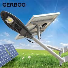 Outdoor Timer With Light Sensor - 2017 new led solar powered panel street light solar sensor