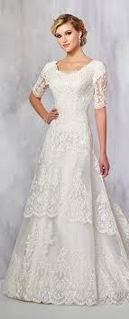 mormon wedding dresses modest wedding dresses bridal gowns 2018