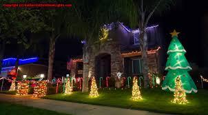 lights display at 3116 indianapolis clovis ca