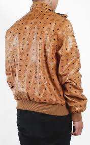 mcm designer jacket mcm designer diddy leather jacket wheretoget