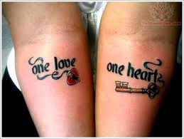 husband and wife matching tattoos tattoo collections