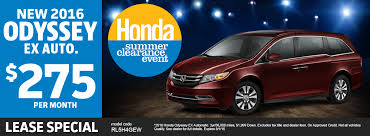 lease a honda odyssey touring honda odyssey lease special mn 2016 minneapolis st paul