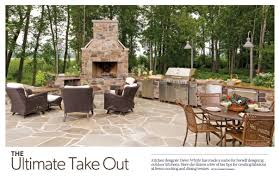 Outdoor Kitchens For Camping by The Ultimate Take Out Outdoor Kitchens In Northern Michigan