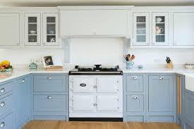 Grey Blue Cabinets Kitchen Cabinets Blue Blue Kitchens With Oak Cabinets Kitchen