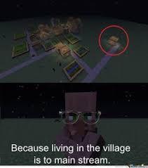 Funny Villager Memes - villager news 2 minecraft animation watch it pinterest