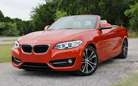 red bmw 2017 2017 bmw 230i convertible test drive review autonation drive
