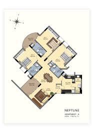 World Floor Plans Floor Plan Trinity Builders U0026 Developers Trinity World At