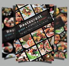 restaurant flyer templates u2013 56 free word pdf psd eps