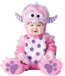 Infant Costumes Lil Pink Monster Infant Costume Kids Costumes
