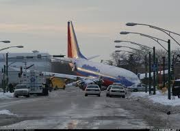 Southwest Flight Deals by Southwest Airlines Flight 1248 After Veering Of The Runway At
