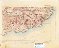Uh Manoa Campus Map Hawaii Topographic Maps Perry Castañeda Map Collection Ut