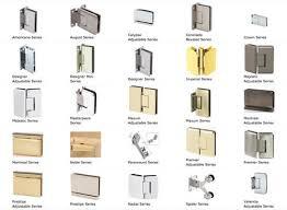 Shower Door Hinges Frameless Glass Shower Components River Glass Designs