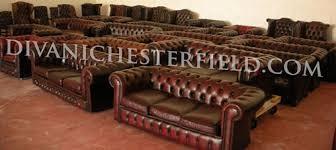 poltrone inglesi divani chesterfield usati in pelle vintage originali inglesi