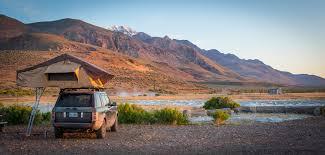 range rover camping land rover camper road trip oregon reliable sprinter eurovan
