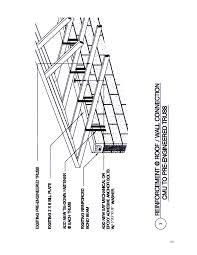 reinforcement roof wall cmu building diagrams pinterest