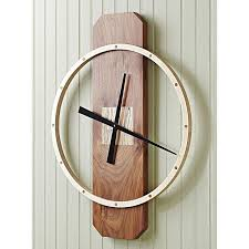 Woodworking Plans by Big Time Wall Clock Woodworking Plan Gifts U0026 Decorations Clocks