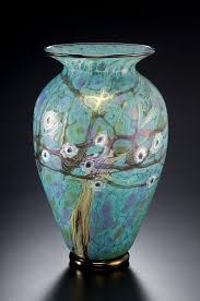 Glass Vase Art Acga Site