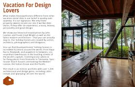 about boutique homes modern vacation home rentals boutiquehomes what we do