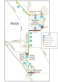 Map Of Provo Utah Provo Council Gets Another Look At Brt Designs Provo News