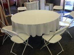 60 inch round table seats 60 inch round table rentals south jersey party hoppers 60 round