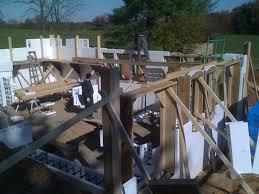 insulated concrete forms handmade houses with noah bradley