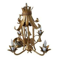 Bamboo Sconce Vintage U0026 Used Chinoiserie Lighting Chairish