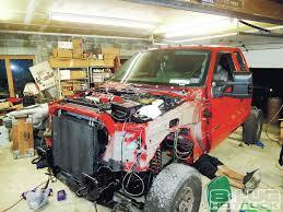 Ford F350 Used Truck Parts - total rebuild 2006 ford f 350 8 lug hd truck magazine