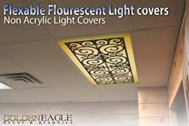 Fluorescent Ceiling Light Covers Wrought Iron 2ft X 4ft Drop Ceiling Fluorescent Decorative